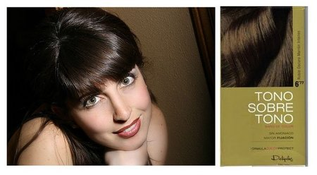 Ba o de color deliplus para el cabello lo hemos probado - Bano de color loreal ...