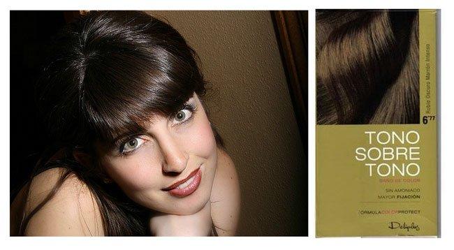 Ba o de color deliplus para el cabello lo hemos probado - Bano de color o tinte ...