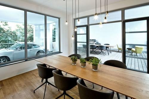 Maravilloso diseño: Un apartamento boutique para huéspedes interesados en unificar alojamiento con reuniones o eventos