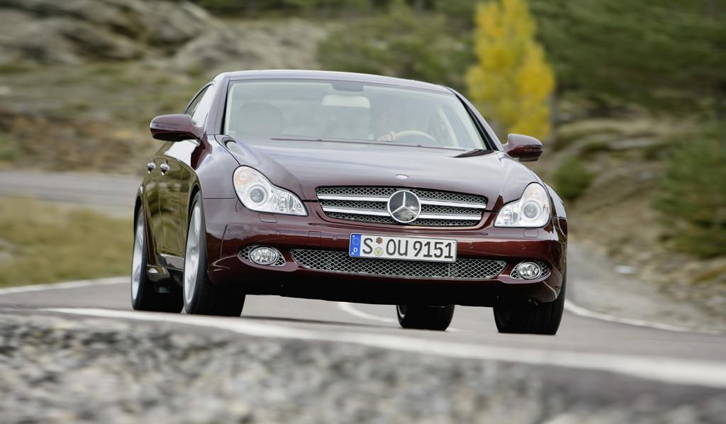 Foto de Mercedes-Benz Clase CLS 2008 (4/14)