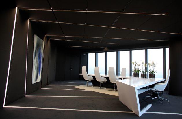 Foto de Espacios para trabajar: las nuevas oficinas de la Mutua (10/14)