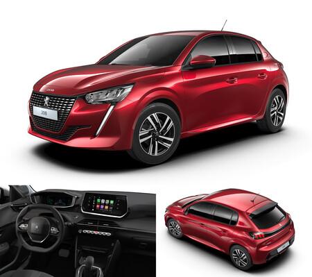 Peugeot 208 Vs Ibiza A1 Mini Cooper Swift Mexico 5