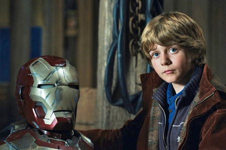 Ty Simpkins in Iron Man 3