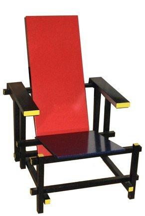 Muebles de arquitecto: Gerrit Rietveld