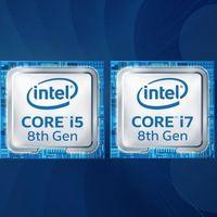 Intel tiene listos sus nuevos procesadores Core de 8va generación para portátiles: Wi-Fi Gigabit y hasta 16 horas de autonomía