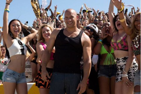Vin Diesel en Furious 7