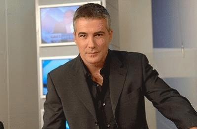 David Cantero, presentador