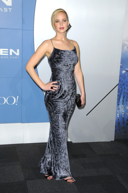 Jennifer Lawrence Jason Wu look X Men
