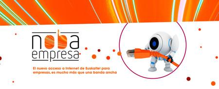 Euskaltel estrena NoBA Empresa, una nueva oferta de banda ancha con soporte técnico y soluciones de ciberseguridad