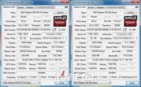 Amd Radeon R9 370x Gpu