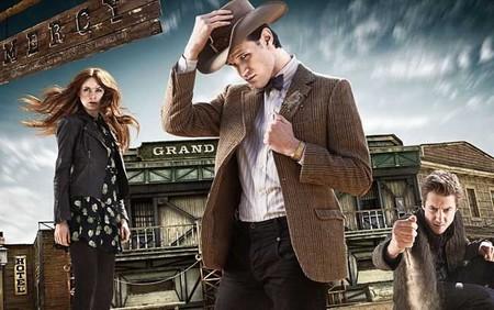 La séptima temporada de 'Doctor Who' llega el 7 de noviembre a Syfy España