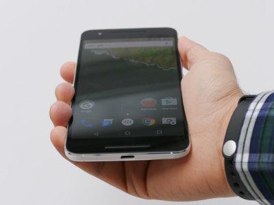 Nexus 6P, toma de contacto: Google encuentra en Huawei al mejor socio para hacer su phablet