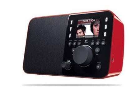 Radio Squeezebox de Logitech