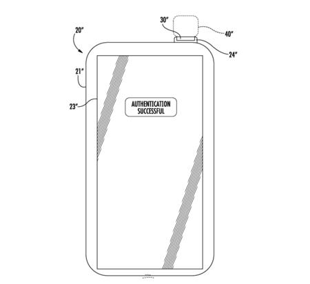 La patente solicitada por Apple en diciembre