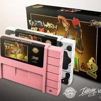 Los clásicos Earthworm Jim 1 y 2 regresarán con unos cartuchos de SNES muy especiales por su 25 aniversario