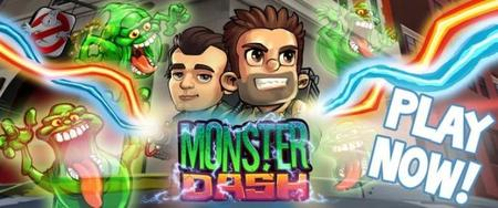 Ghostbusters llega a Monster Dash