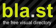 Bla.st, tarjetero virtual de sitios web