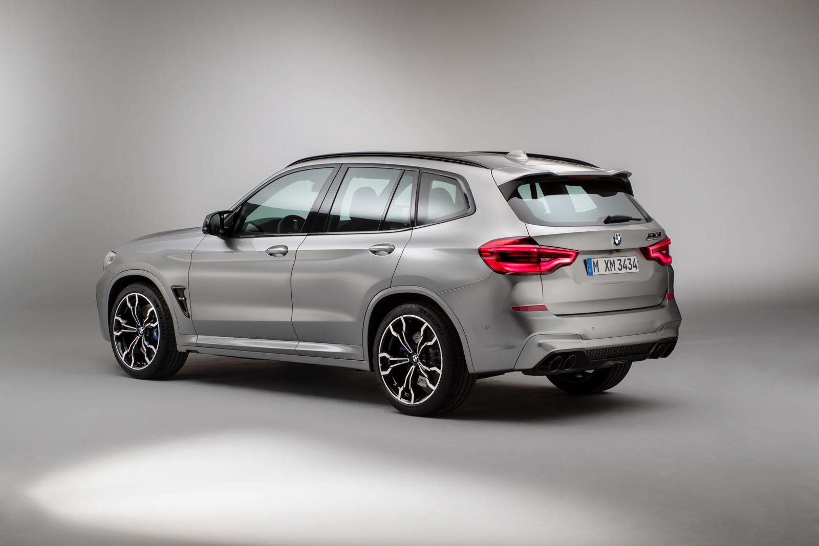 Foto de BMW X3 M 2020 (Presentación) (23/80)
