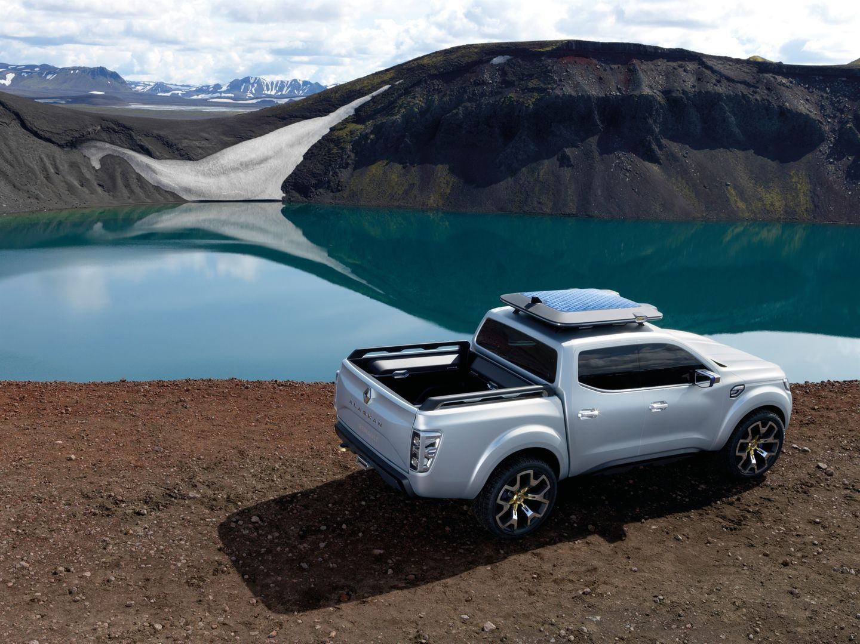 Foto de Renault Alaskan (2/15)