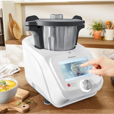 Vuelve a Lidl el exitoso robot de cocina Monsieur Cuisine en su versión con WiFi: a la venta desde el 23 de junio por 359 euros