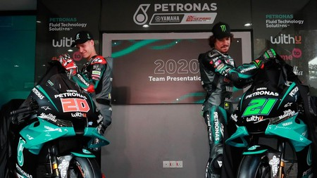 Petronas Motogp 2020