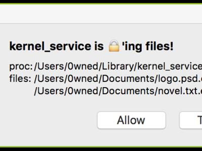 RansomWhere? promete proteger tu Mac del ransomware