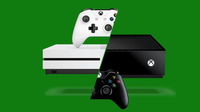 Xbox One Vs Xbox One S2