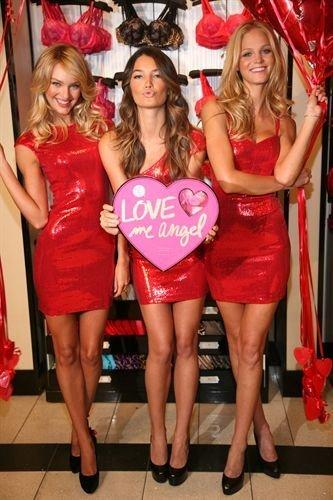 San Valentin de Victoria's Secret