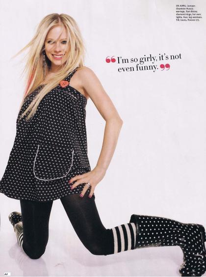 Boquitas de Piñón: Avril Lavigne