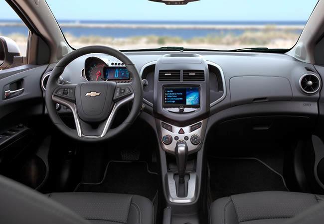 Foto de Chevrolet Sonic (11/12)