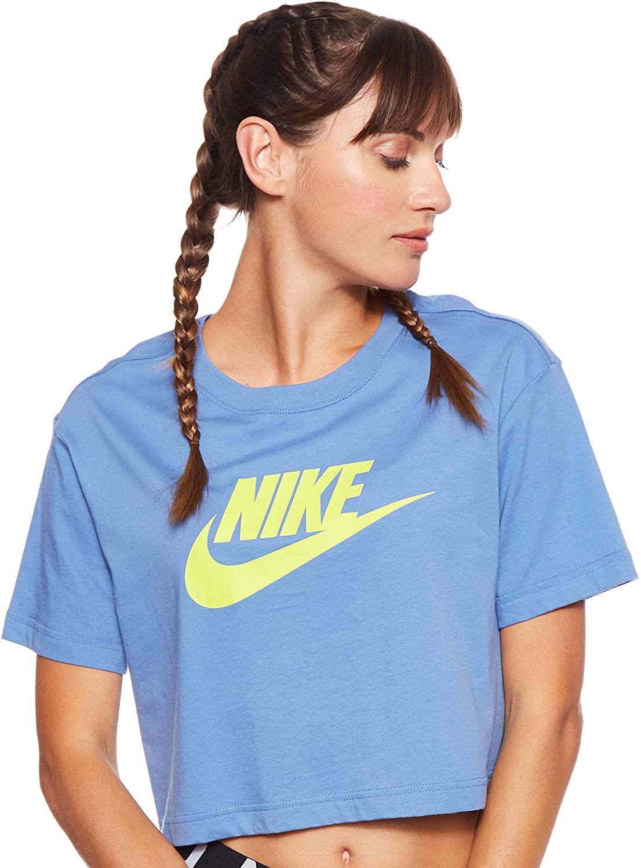 NIKE W NSW tee Essntl CRP ICN Ftra Camiseta Mujer