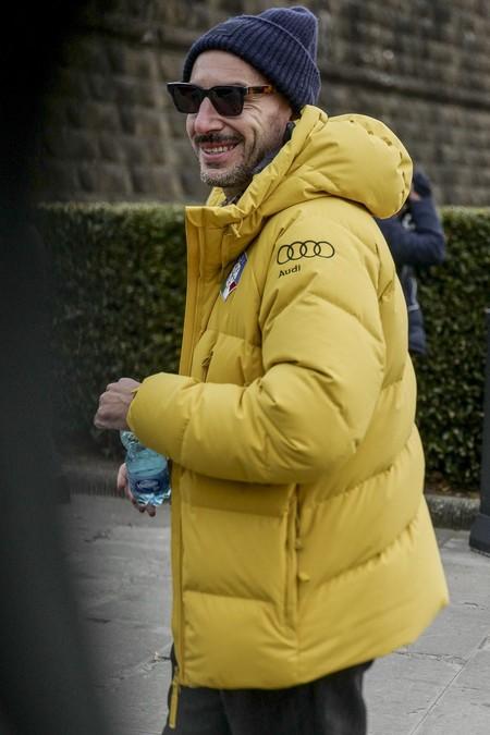 Alerta Amarilla Pitti Uomo Yellow Looks Street Style 2020 03