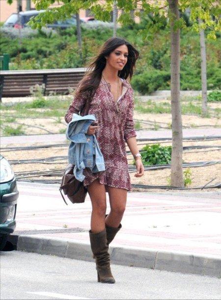 Sara Carbonero la española mejor vestida