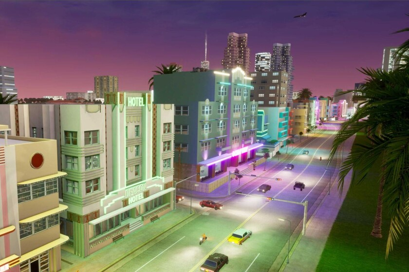This is what the new graphics for GTA III, Vice City and San Andreas look like - Sunday Vision