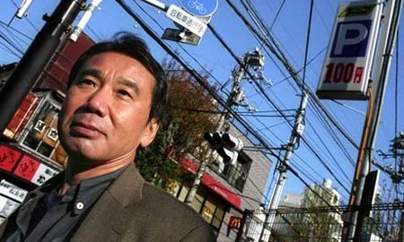 Murakami condecorado con la Orden de las Artes y las Letras de España