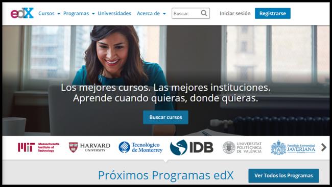 Edx Cursos Online Gratuitos De Las Mejores Universidades Del Mundo