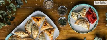 Cómo hacer distintas empanadillas más saludables y de una tanda, trucos y consejos con vídeo incluido