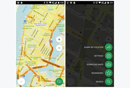 Mapas Offline Maps Me