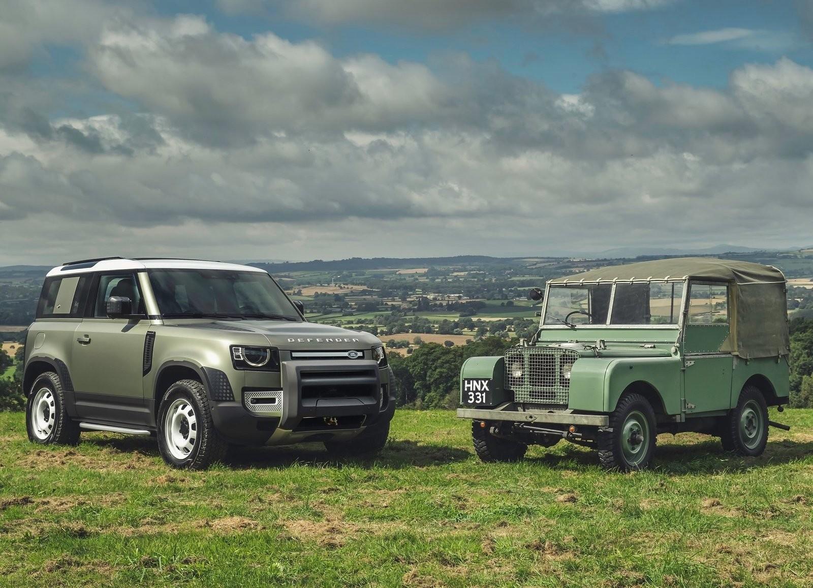 Foto de Land Rover Defender 2020 (43/60)