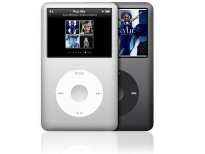 ¿Veremos una interfaz táctil en el iPod Classic?