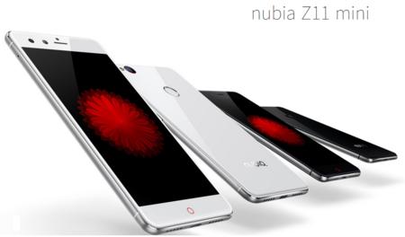 Nubia Z11 Mini, otro smartphone chino que pone la mira en México