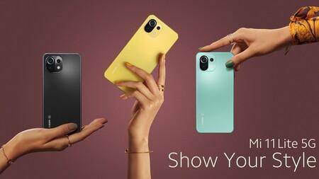 Xiaomi Mi 11 Lite 5g Lanzamiento Mexico Precio Oficial