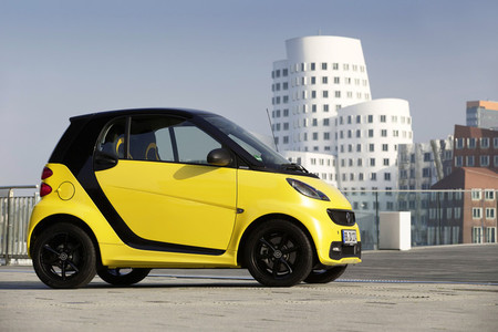 Smart ForTwo Cityflame, edición limitada deportivilla para el urbanita más divertido