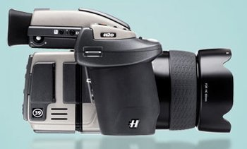 La nueva H2D-39 de Hasselblad ofrece 39 megapíxeles