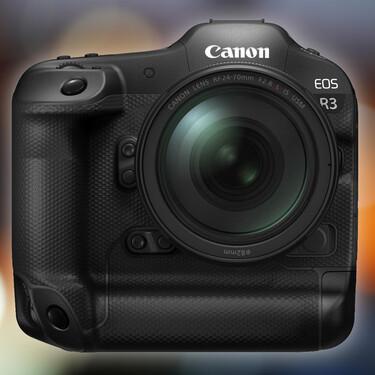 Canon EOS R3: se anuncia el desarrollo de una mirrorless full frame de cuerpo profesional, altas prestaciones (hasta 30 fps) y Eye Control
