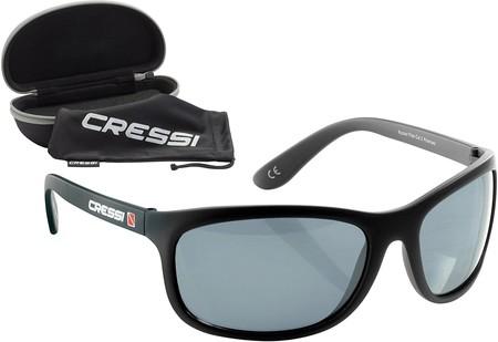 af232cb952a2b Oferta Flash en Amazon  gafas de sol polarizadas Cressi Rocker por ...