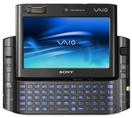 Sony UX490 equipado con GPS