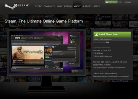 Valve dice que no hay versión de Steam para Linux