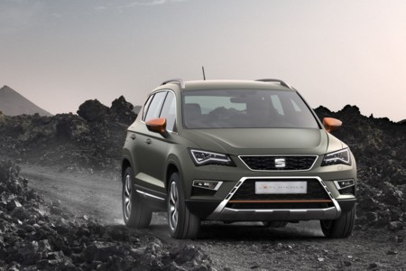 SEAT Ateca X-Perience, el SUV español ahora juega al todoterreno