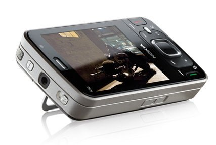 Nokia N96 como GPS